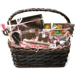 Baby Announcement Basket- Available in Store 0nly